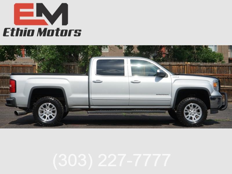 GMC Sierra 1500 2015 price 36500 + $499(D&H)