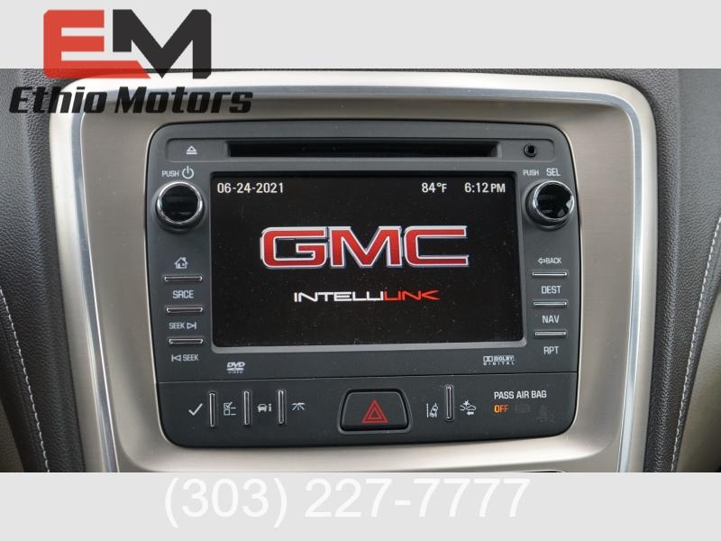 GMC Acadia 2015 price 25500 + $499(D&H)