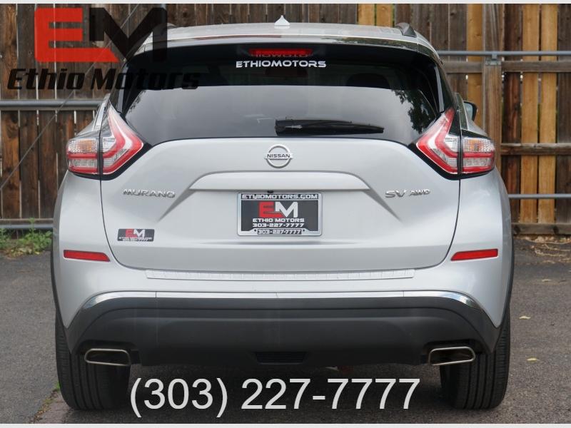 Nissan Murano 2016 price 21900 + $499(D&H)