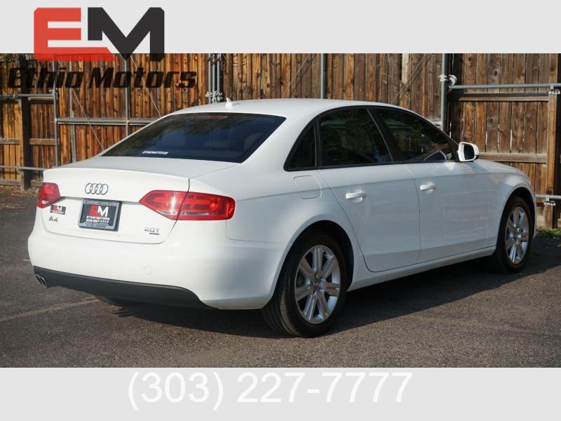 Audi A4 2011 price 12900 + $499(D&H)