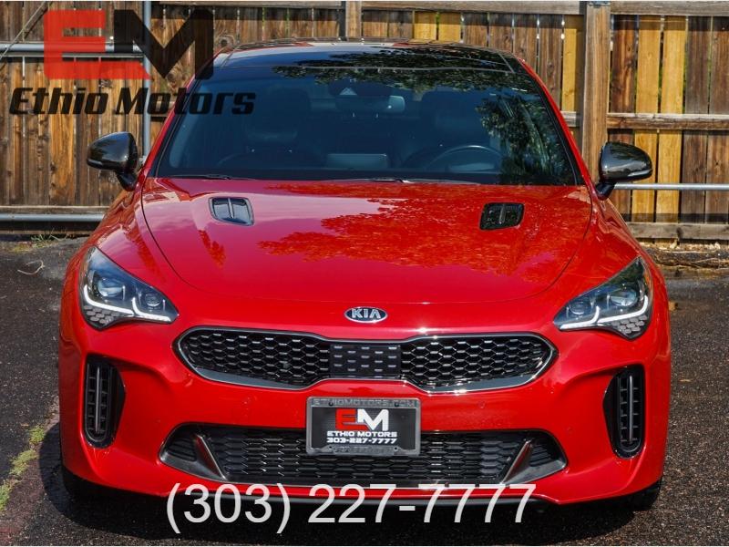 Kia Stinger 2018 price 42900 + $499(D&H)