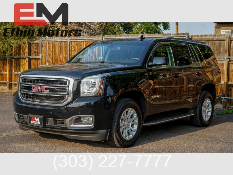 GMC Yukon 2016 price 27900 + $499(D&H)