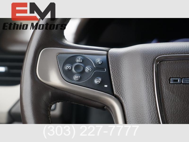 GMC Yukon 2015 price 44800 + $499(D&H)