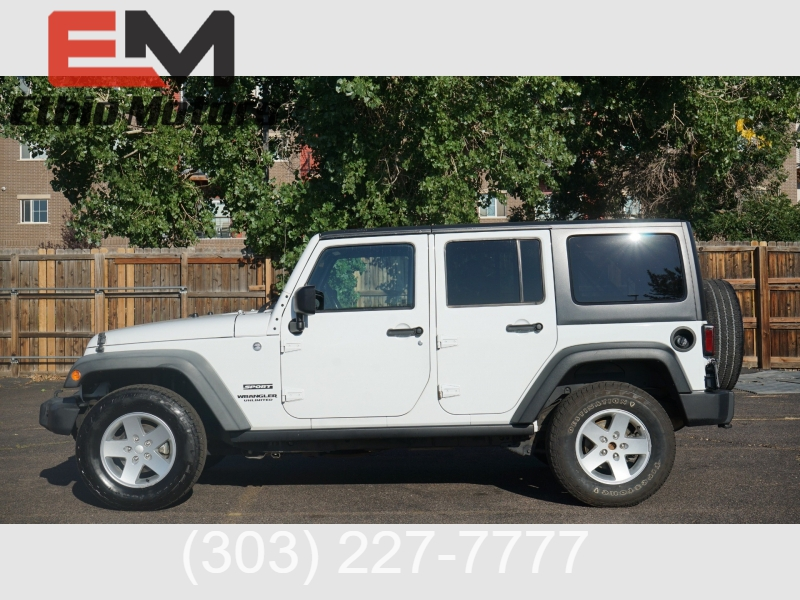 Jeep Wrangler Unlimited 2012 price Call For Price