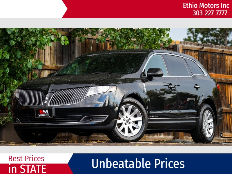 Lincoln MKT 2015 price $13,500