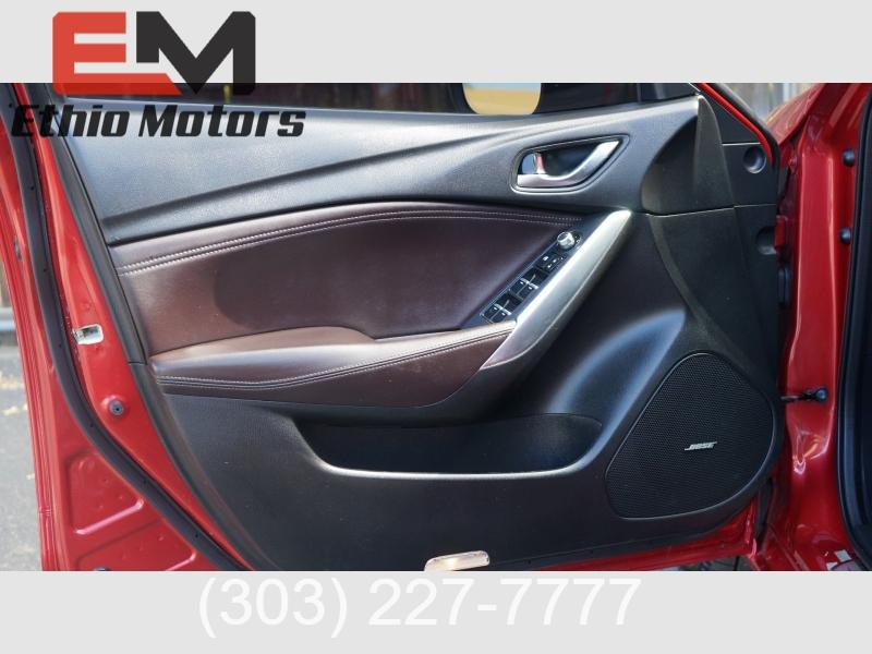 Mazda Mazda6 2017 price 21500+499(D&H)