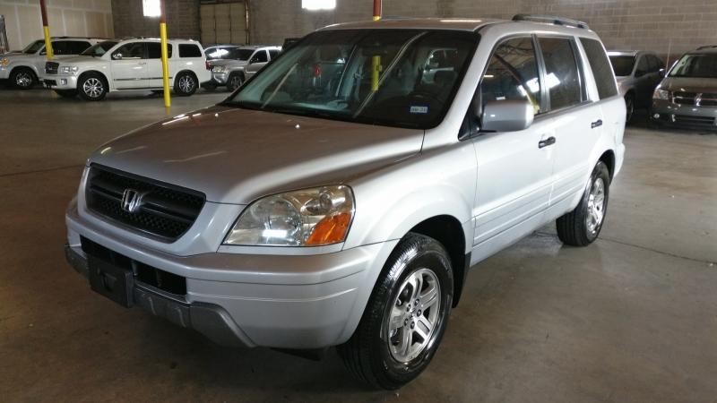Honda Pilot 2004 price $4,995 Cash