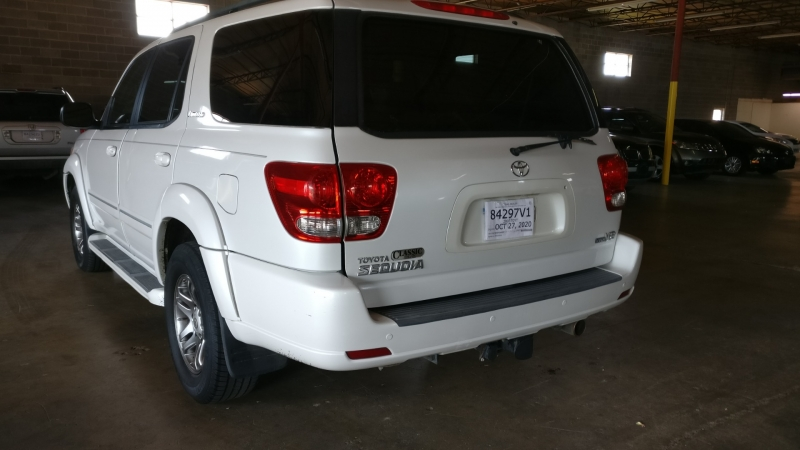 Toyota Sequoia 2007 price $5,995 Cash