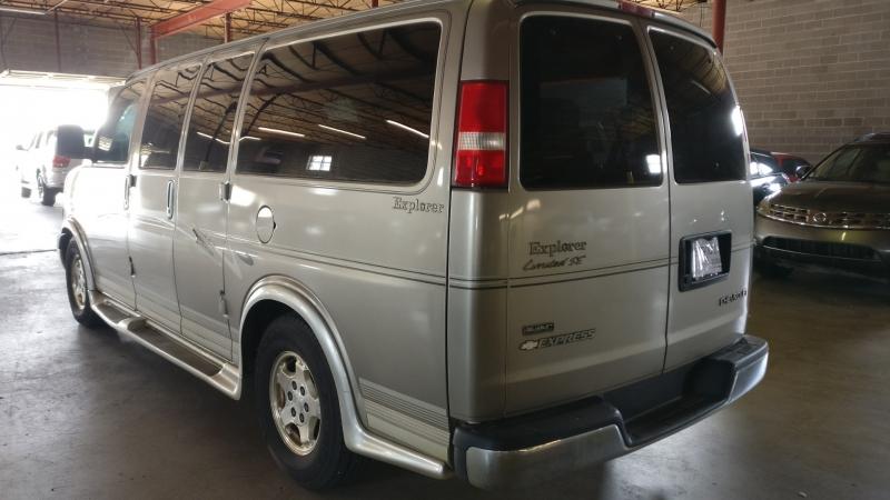 Chevrolet Express Passenger 2004 price $4,995 Cash