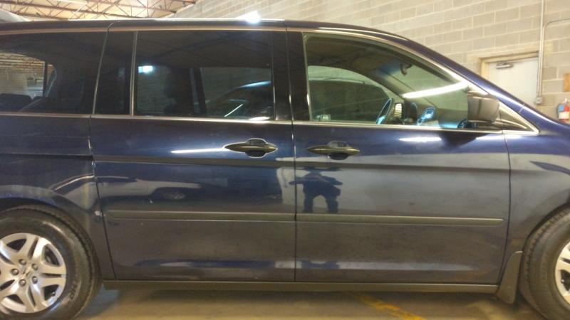 Honda Odyssey 2008 price $3,995 Cash