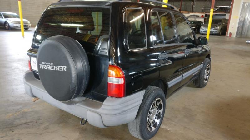 Chevrolet Tracker 2003 price $3,995 Cash