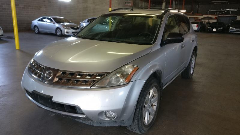 Nissan Murano 2007 price $5,295 Cash