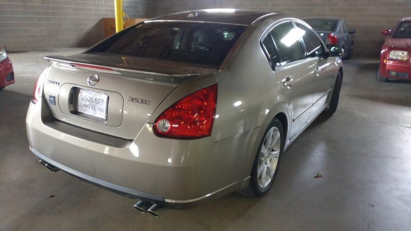 Nissan Maxima 2008 price $3,995 Cash