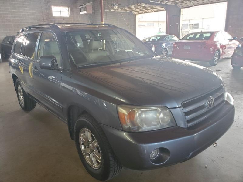 Toyota Highlander 2007 price $2,000 Down