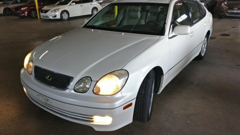 Lexus GS 400 Luxury Perform Sdn 1998 price $4,995 Cash