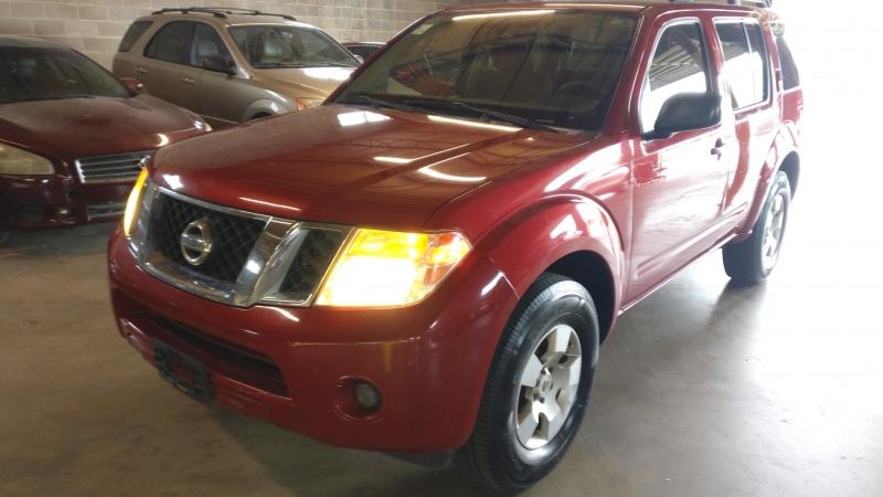 Nissan Pathfinder 2010 price $2,000 Down