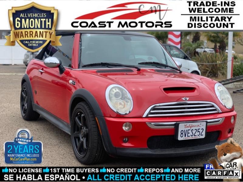 Mini Cooper Convertible 2007 price $7,995