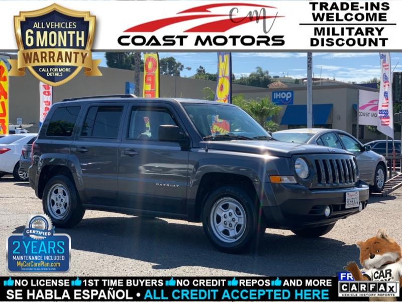 Jeep Patriot 2015 price $9,495