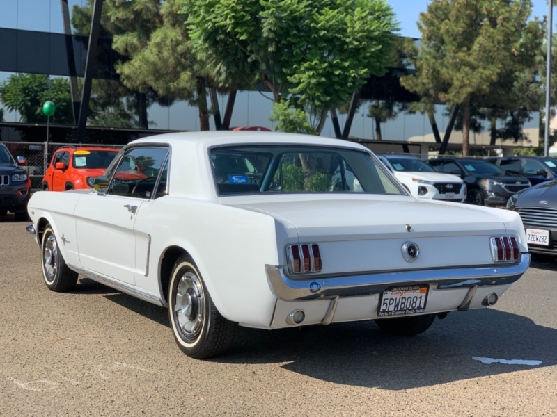 Ford Mustang 1965 price $22,995