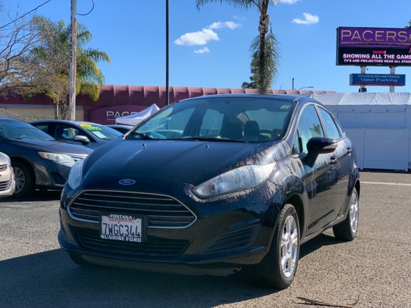 Ford Fiesta 2016 price $6,495
