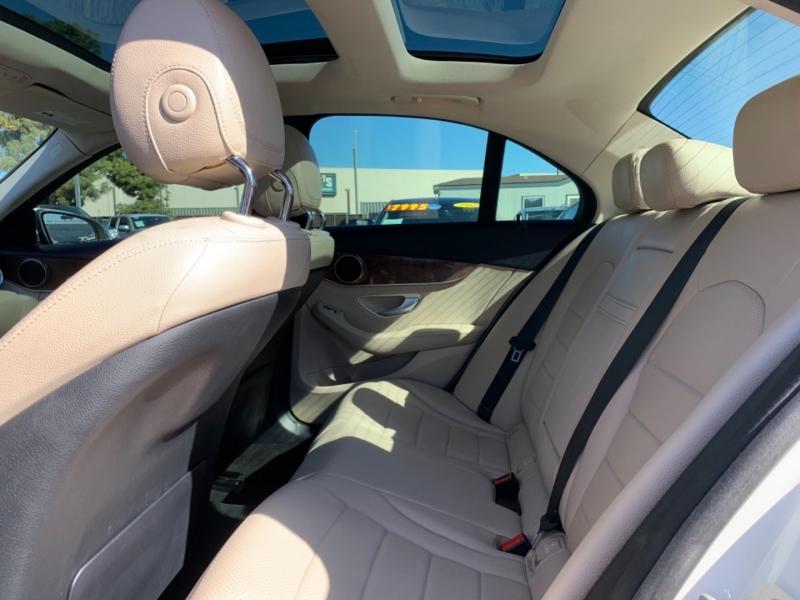 Mercedes-Benz C-Class 2015 price $18,995