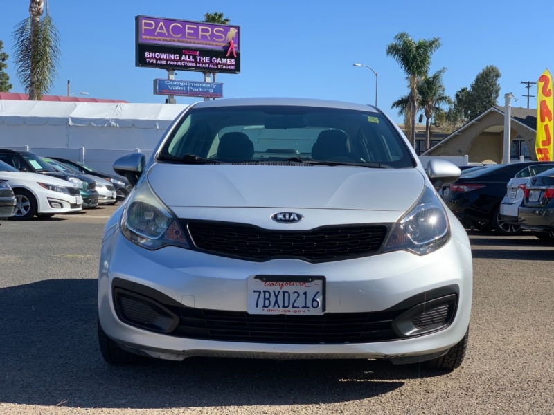 Kia Rio 2013 price $7,995