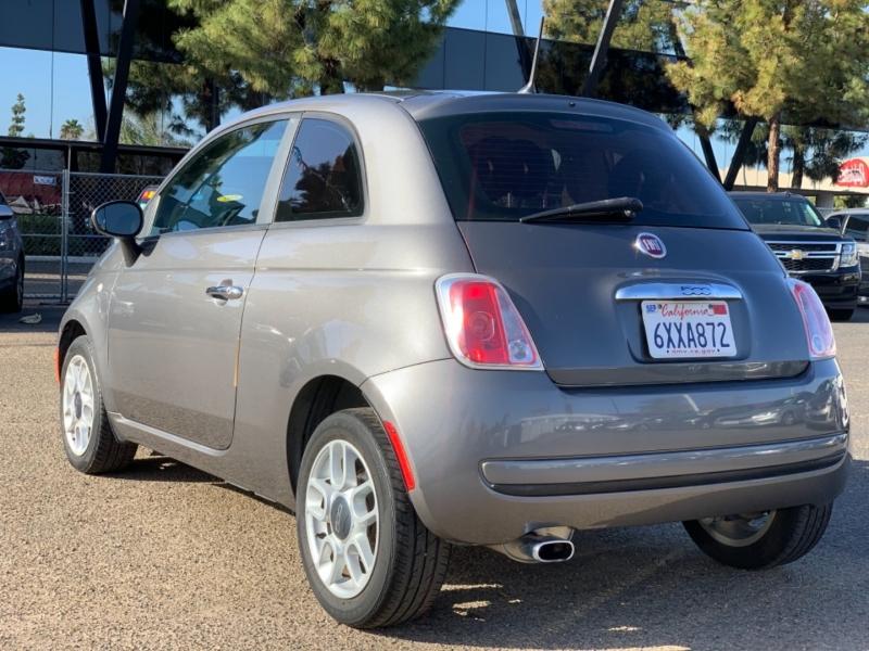 Fiat 500 2013 price $5,995