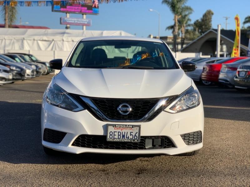 Nissan Sentra 2018 price $9,995