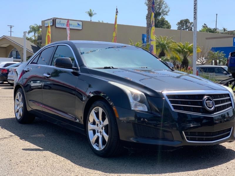 Cadillac ATS 2013 price $12,995