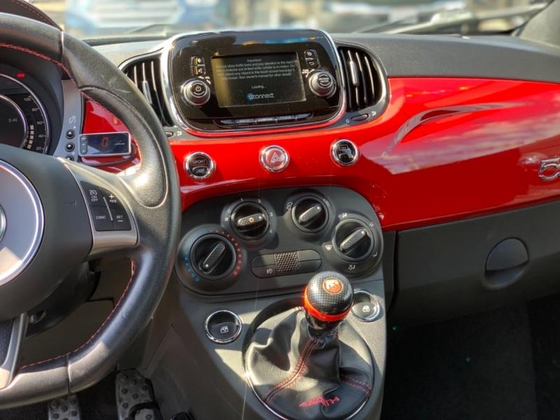 Fiat 500 2017 price $12,995