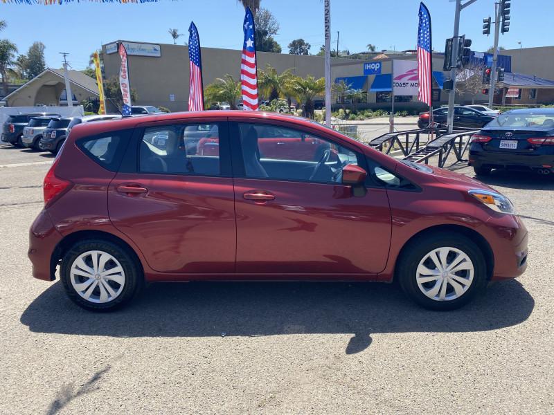 Nissan Versa Note 2018 price $8,995