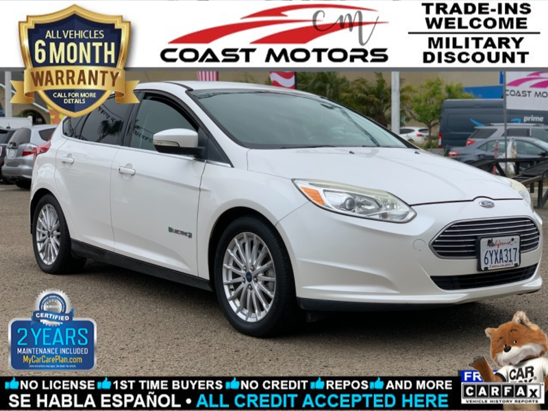 Ford Focus Electric 2013 price $9,995