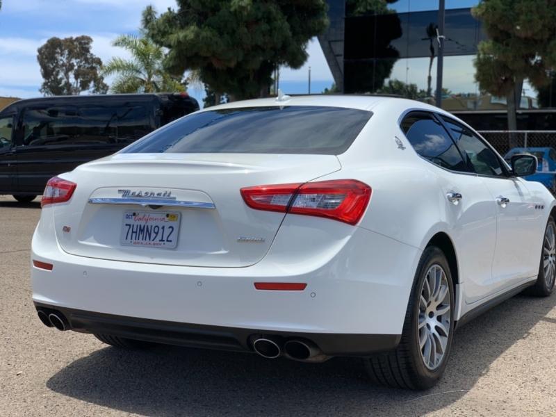 Maserati Ghibli 2014 price $0