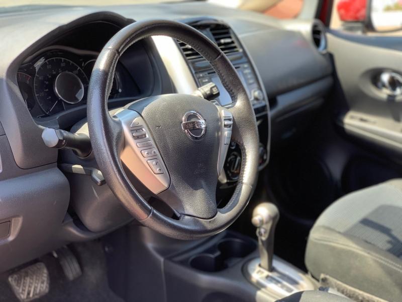 Nissan Versa Note 2016 price $10,995