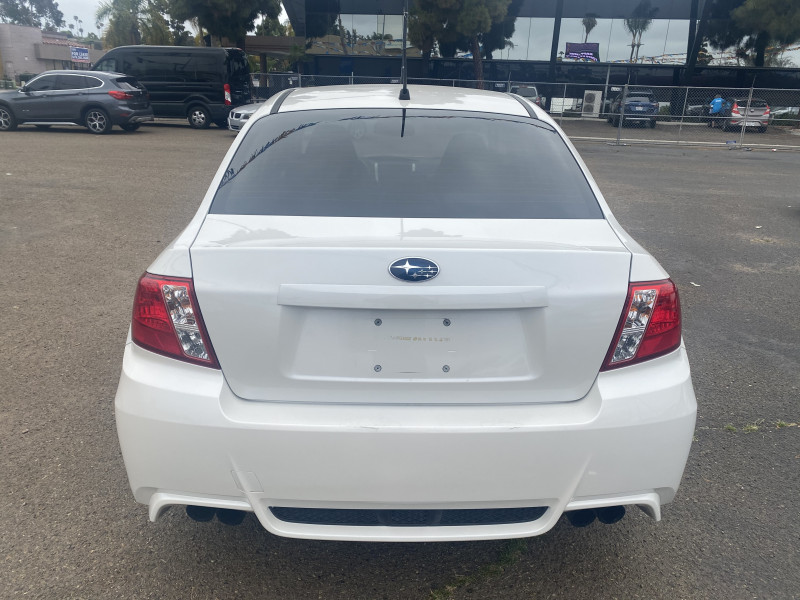 Subaru Impreza Sedan WRX 2013 price $0