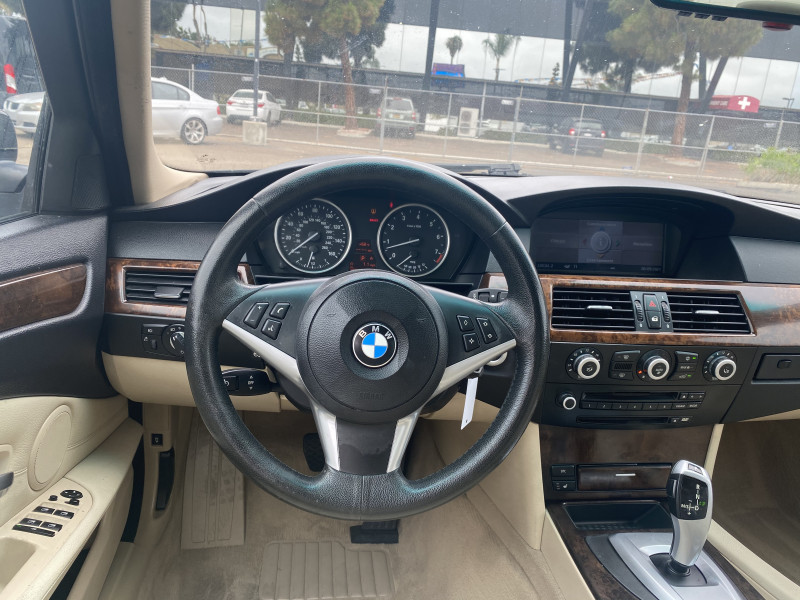 BMW 5 Series 2008 price $0