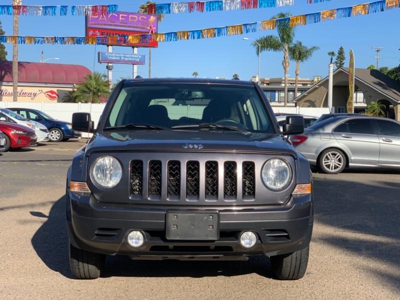 Jeep Patriot 2017 price $14,995