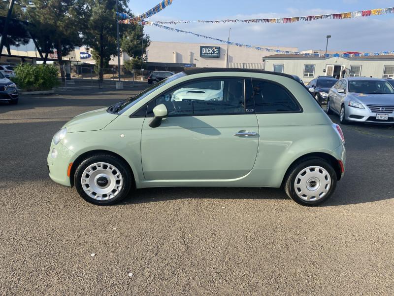 Fiat 500 2013 price $8,995