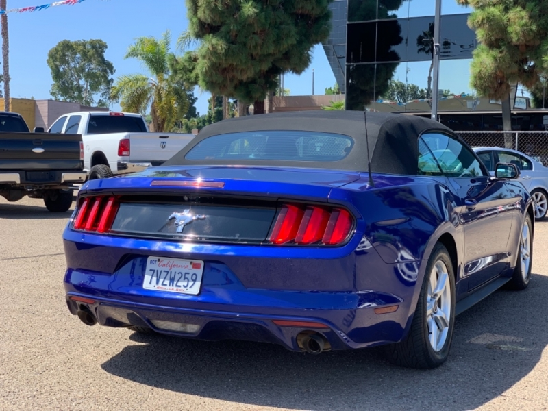 Ford Mustang 2015 price $17,995