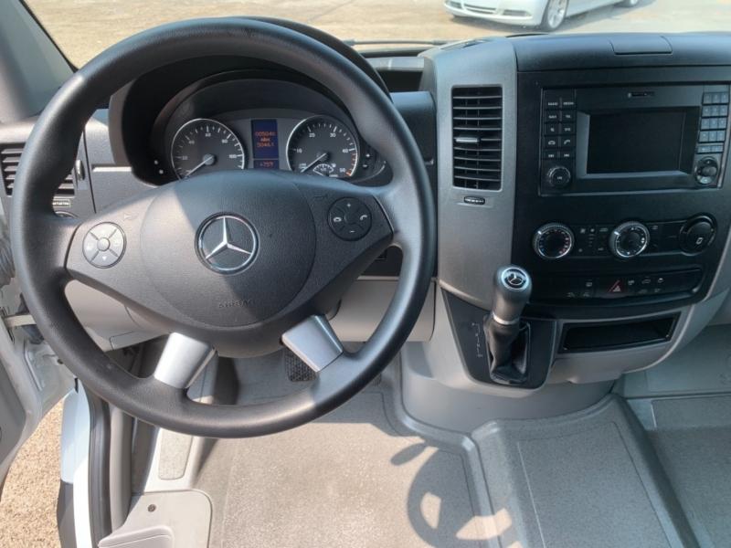 Mercedes-Benz Sprinter Passenger Vans 2016 price $54,995