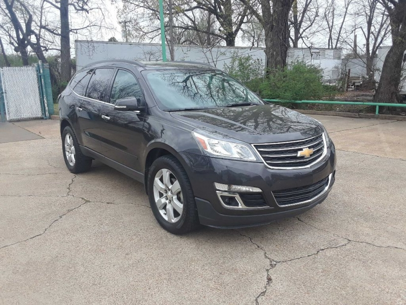 CHEVROLET TRAVERSE 2017 price $16,593
