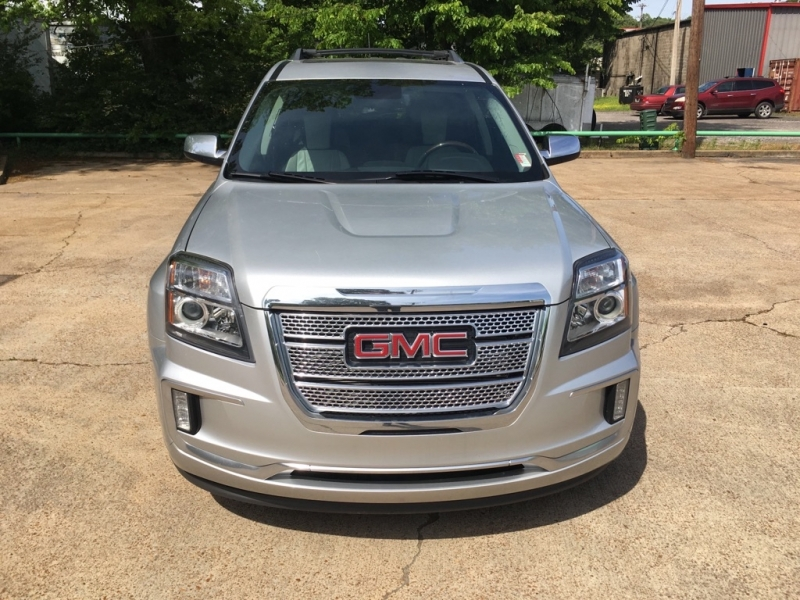 GMC TERRAIN 2016 price $15,385
