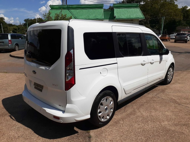 FORD TRANSIT CONNECT 2017 price $14,735