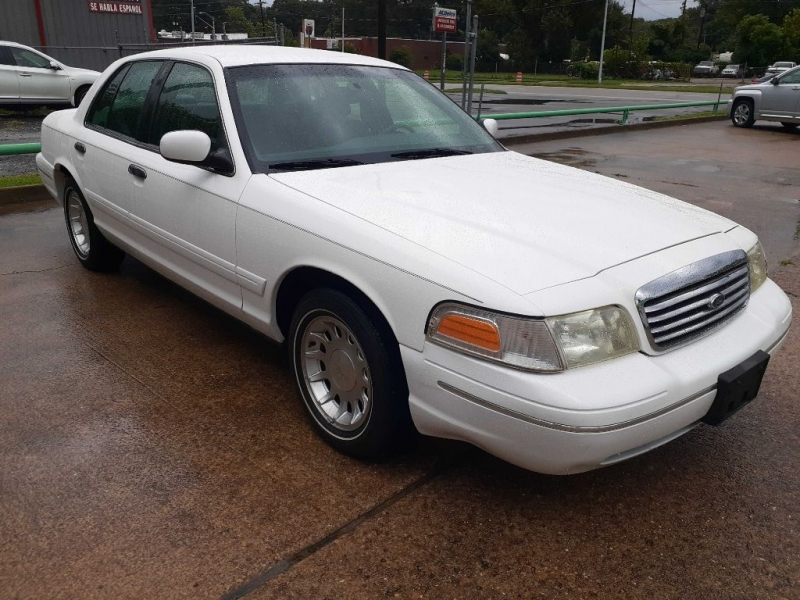 FORD CROWN VICTORIA 1998 price $7,863