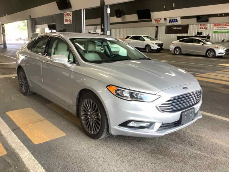 FORD FUSION 2017 price $13,593