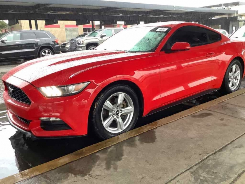 FORD MUSTANG 2015 price $17,863