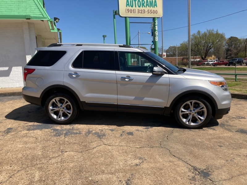 FORD EXPLORER 2014 price $17,133