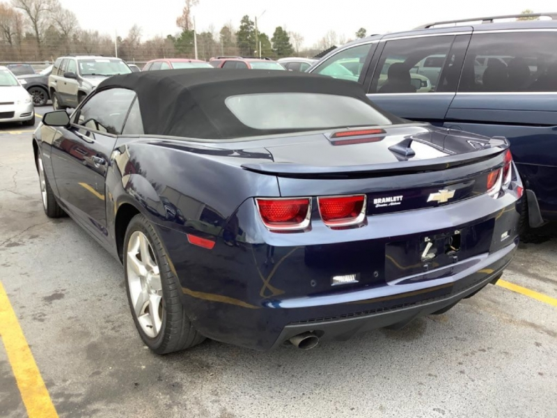 CHEVROLET CAMARO 2012 price $14,733