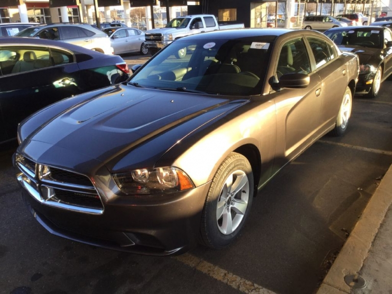 DODGE CHARGER 2014 price $13,983
