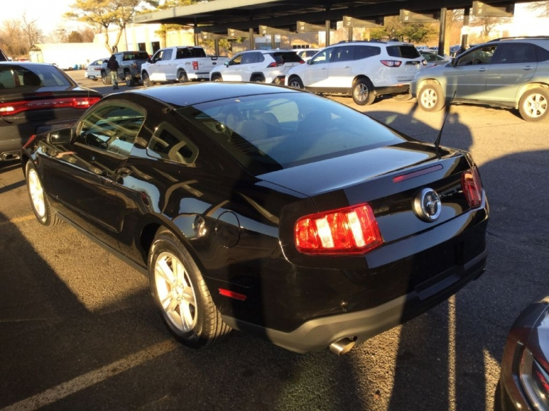 FORD MUSTANG 2012 price $12,843